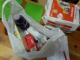 Distribution de produits hygiéniques aux nécessiteux de la ville de Valence