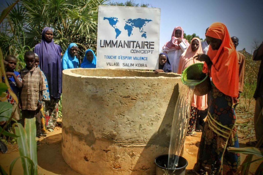 Puits au Village Salim Koira (Niger)
