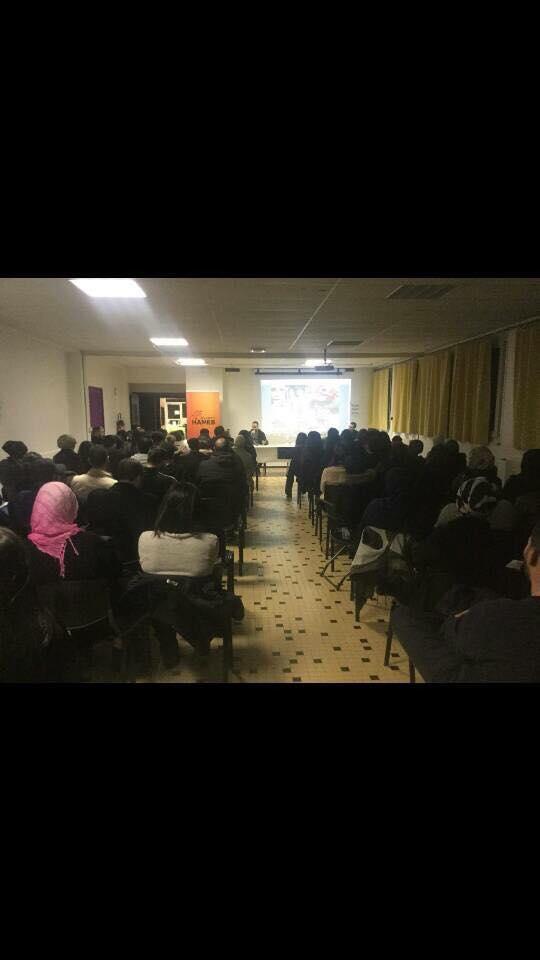 Conférence sur les Rohingyas
